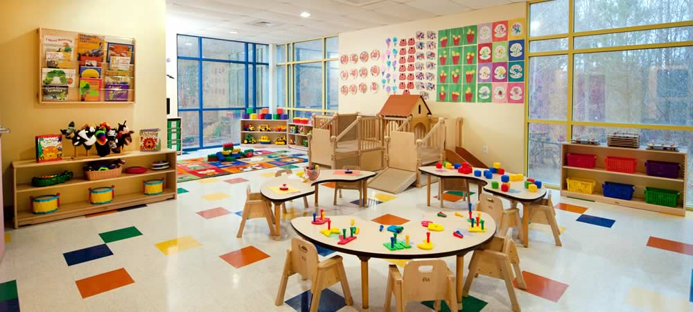Inverness — Toddler Classroom