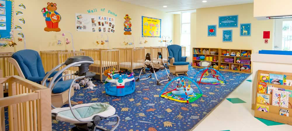 Infants Room Design