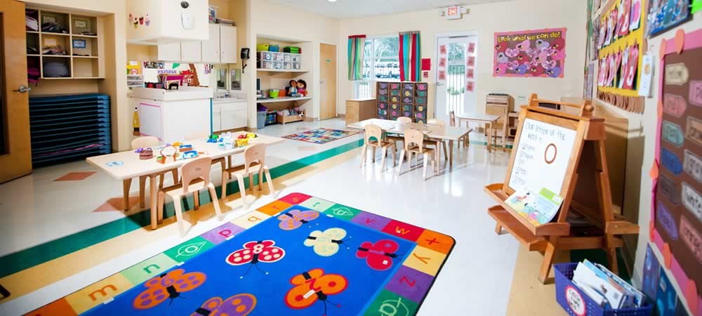 Trace Crossings — Toddler Classroom
